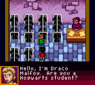 Harry Potter and the Philosopher's Stone GBC 056