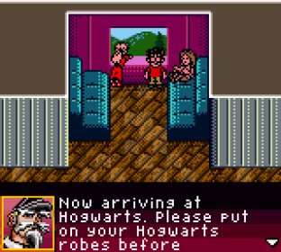 Harry Potter and the Philosopher's Stone GBC 075