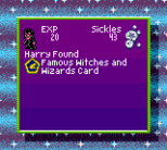 Harry Potter and the Philosopher's Stone GBC 107