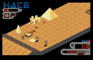 HATE Atari ST 11