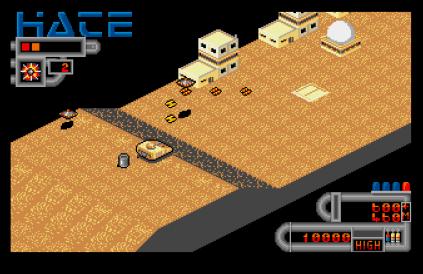 HATE Atari ST 12