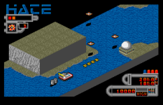 HATE Atari ST 32