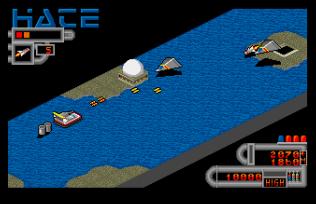 HATE Atari ST 33