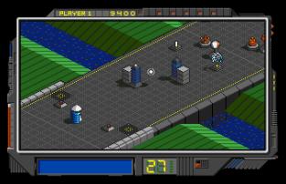 Highway Encounter Atari ST 09
