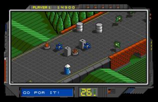 Highway Encounter Atari ST 10