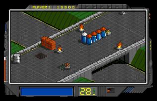 Highway Encounter Atari ST 11