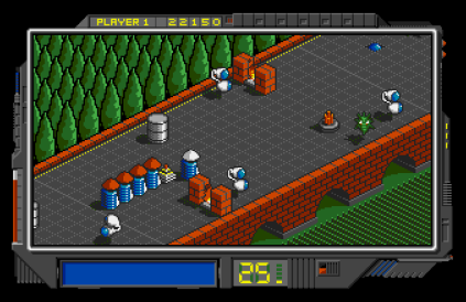Highway Encounter Atari ST 12