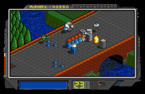 Highway Encounter Atari ST 14