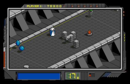 Highway Encounter Atari ST 20