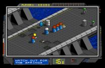 Highway Encounter Atari ST 24