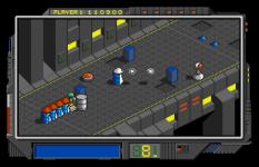 Highway Encounter Atari ST 32