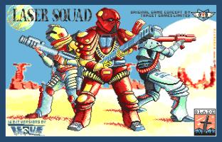 Laser Squad Atari ST 01