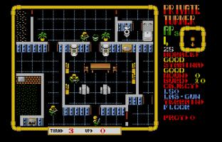 Laser Squad Atari ST 12