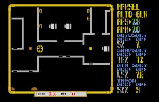 Laser Squad Atari ST 20
