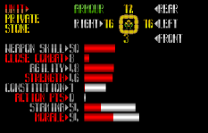Laser Squad Atari ST 22