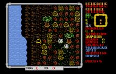 Laser Squad Atari ST 32