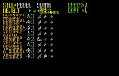 Laser Squad Atari ST 44