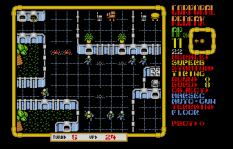 Laser Squad Atari ST 54