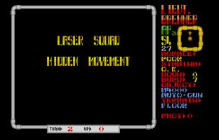 Laser Squad Atari ST 75