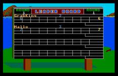 Leaderboard Atari ST 11