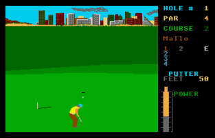 Leaderboard Atari ST 20