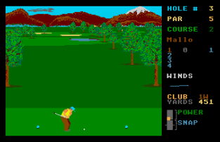 Leaderboard Atari ST 23