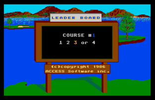 Leaderboard Atari ST 31