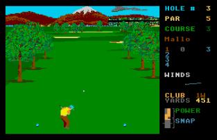 Leaderboard Atari ST 34