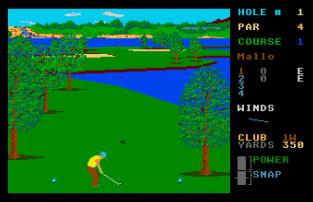 Leaderboard Atari ST 42