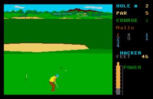 Leaderboard Atari ST 45
