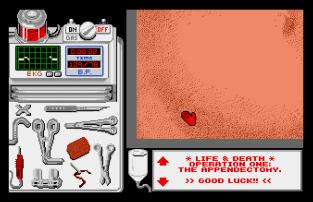 Life and Death Atari ST 20