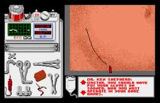 Life and Death Atari ST 22