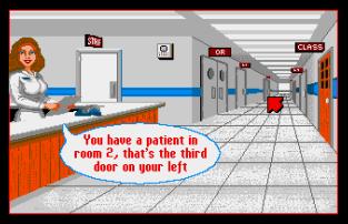 Life and Death Atari ST 31