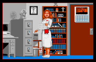 Life and Death Atari ST 34