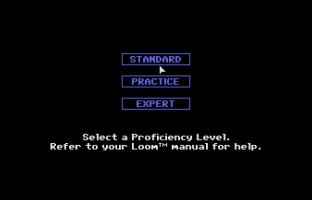 Loom Atari ST 01