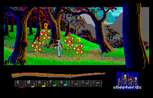 Loom Atari ST 42