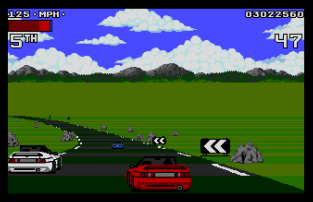 Lotus Turbo Challenge 2 Atari ST 09