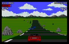 Lotus Turbo Challenge 2 Atari ST 10