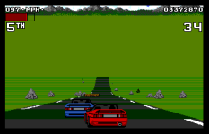 Lotus Turbo Challenge 2 Atari ST 11