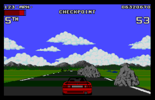 Lotus Turbo Challenge 2 Atari ST 20