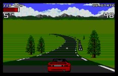Lotus Turbo Challenge 2 Atari ST 21