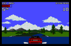 Lotus Turbo Challenge 2 Atari ST 22