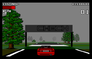 Lotus Turbo Challenge 2 Atari ST 42
