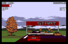 Lotus Turbo Challenge 2 Atari ST 55