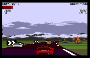 Lotus Turbo Challenge 2 Atari ST 56