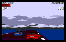 Lotus Turbo Challenge 2 Atari ST 59