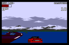 Lotus Turbo Challenge 2 Atari ST 60