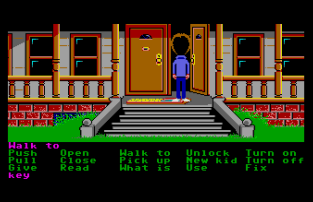 Maniac Mansion Atari ST 09