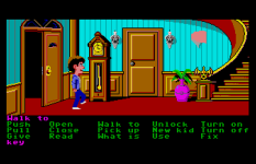 Maniac Mansion Atari ST 10