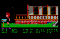 Maniac Mansion Atari ST 11